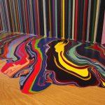 art, fine art, Ian Davenport, artist